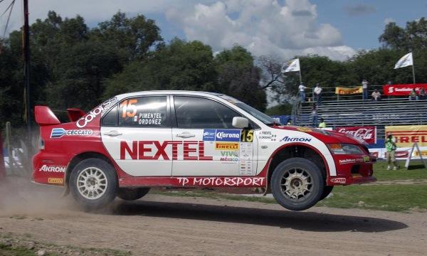Nextel TP MotorSport Rodrigo Ordoñez Rally Sierra Brava