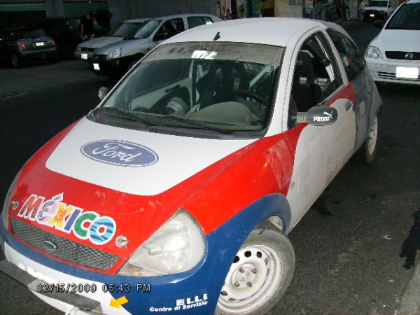 Rally Perote