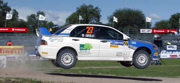 Pepe Cortes Rally Patrio