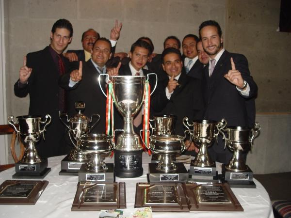 CAMAC Premiación 2009