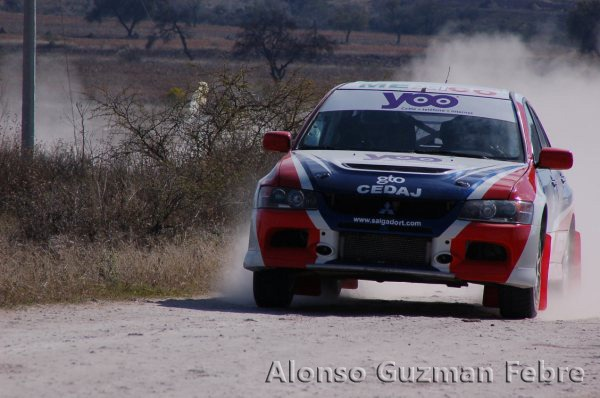 Salgado Rally Team