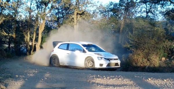 VW Polo WRC Mexico