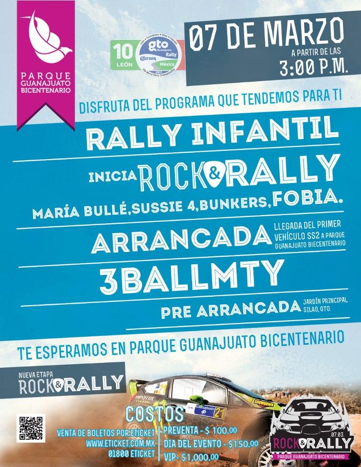 Rally Parque Guanajuato Bicentenario