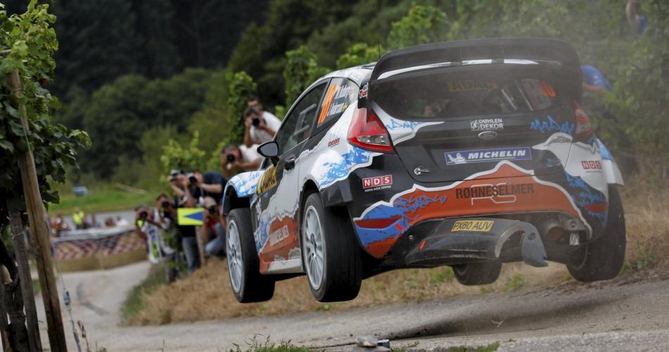Rally de Alemania 2013