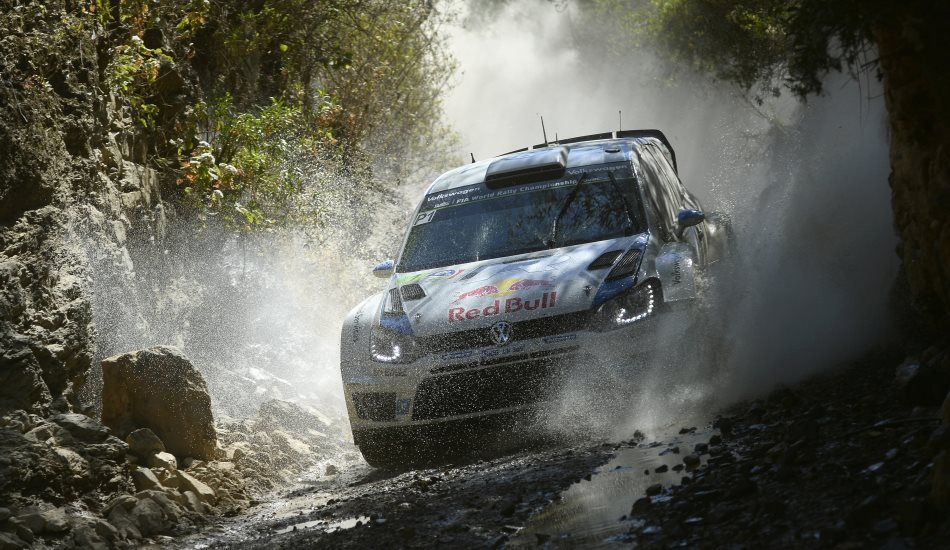 Rally Argentina VW Polo R WRC