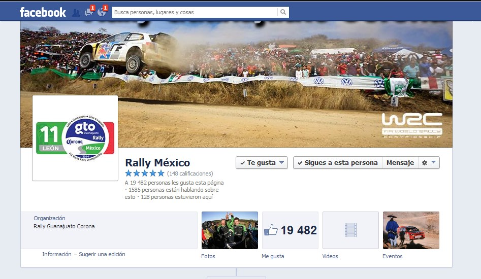 Rally x Redes Sociales