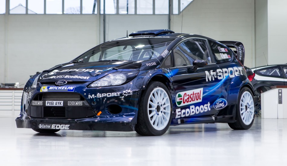 M-Sport Ford RS WRC 2014